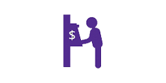 Cajero automático (ATM) de la red Infonet