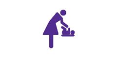 Cambiador para bebés